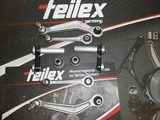 8 Piece BMW E60 E61 Suspension Arm Kit Set Rear Axle Handlebars Bearing