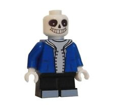 **NEW** LEGO Custom Printed - UNDERTALE SANS - Video Game Minifigure
