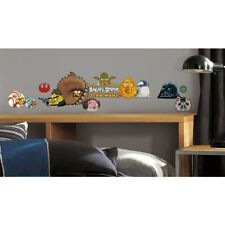 Star Wars Angry Birds Peel and Stick Wall Decals - 24 Total Stickers