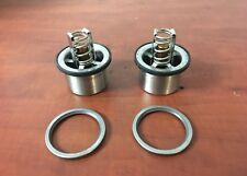 Genuine Mack 215SB169A Thermostat Kit with Seals MACK Truck Thermo E6 ESI