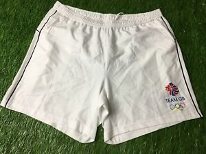 GREAT BRITAIN TEAM GB OLYMPIC games 2012 SHORTS OFFICIAL PRODUCT SIZE XL X LARGE
