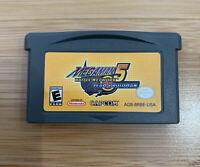 Mega Man 5 Battle Network Team Protoman (Nintendo Game Boy Advance) Authentic