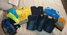 BOYS CLOTHED BUNDLE LOT NEXT ADIDAS MORE 7-8 YEARS