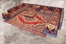 Orientalische Sitzecke, Sark Kösesi, 25-tlg. Orientalisches Sofa, Shisha-Ecke
