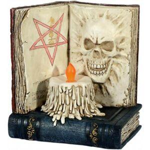 Magic Book mit LED Kerze (Lief. o. Batterien)