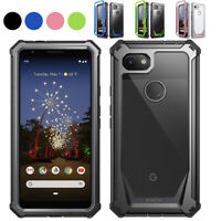 For Google Pixel 3a / 3a XL 360 DegreeProtetive Case |BumperShockproofCover