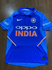 Nike Dri-Fit Cricket Jersey Size Adult Small India Oppo