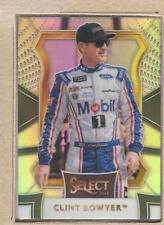 Clint Bowyer 61 2017 Select NASCAR Racing Silver Prizm