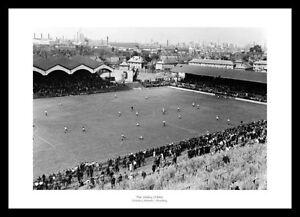 Charlton Athletic The Valley Stadium 1944 Historic Photo Memorabilia (933)