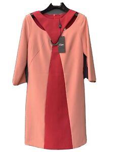 Vestito Donna Firmato CLIPS TG 42