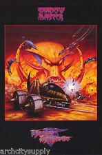 Poster:Fantasy: Shadow Master by Rodney Matthews - Free Ship #A2257 Rap126 B
