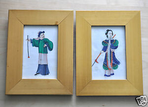 chinese old painting scroll emperor jiaqing Qing Dynasty vintage antique