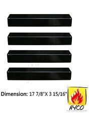 Bbq Barbeque Barbecue Replacement Gas Grill Porcelain Steel Heat hyJ774A-4pack