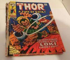 Vintage DC Marvel Comics Huge Lot Of Silver Age & Other Old Comics
