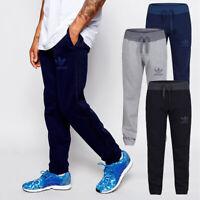 ✅ 24Hr DELIVERY✅Adidas Originals SPO Trefoil Fleece Jog Trouser Bottom Pants ✅