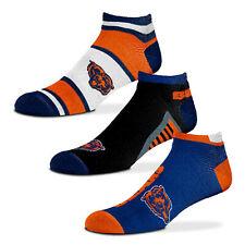 Chicago Bears Show Me The Money! Ankle Socks, 3-Pack