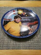 The Hamilton Collection Star Trek Chekov Collector's Plate