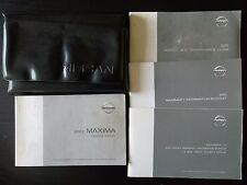 N82 - 2002 NISSAN MAXIMA OWNER'S MANUAL
