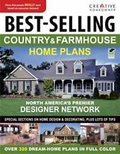 Best-Selling Country & Farmhouse Home Plans (CH) (English and English Editio