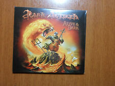 Dark Avenger - ALIVE IN THE DARK Braz Premier Power Metal Double CD NEW RARE!