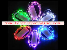Indoor LED String Lights 6 Pieces for Tower Vases-Pink(Atlanta, GA)
