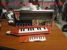 VINTAGE MELODICA AVRIL BY BONTEMPI MADE IN ITALY USATA CON SCATOLA ROVINATA