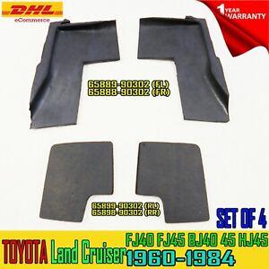 For Toyota Land Cruiser BJ40 BJ41 BJ42 FJ45Seal Packing Front Rear Side Top Bow