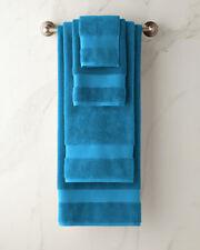 Lauren Ralph Lauren Wescott Hand Towel in St. Tropez Blue  NEW