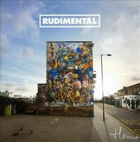 RUDIMENTAL - HOME - CD - NEW