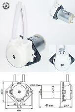 RC Submarine - Micro Rolling Pump -Type-C ( DC6v- 12v )