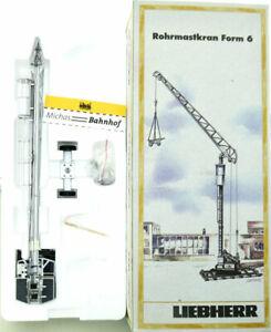 Tower Crane Mould 6 Liebherr 1:50 Nzg 646 Boxed HN1 Å