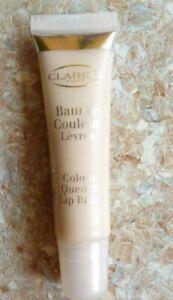 CLARINS  colour quench lip balm, #00