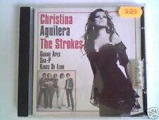 CD CHRISTINA AGUILERA GUANO APES STROKES SKA-P ITALY