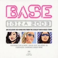 Base Ibiza 2003 (Hed Kandi) 2 CD Set New Sealed