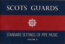 Scots Guards Bagpipes Pipe Music Book Vol. 2 Settings