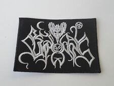 BESTIAL SUMMONING EMBROIDERED PATCH