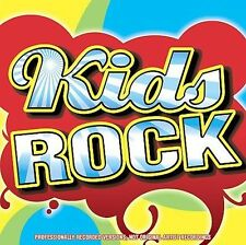 Kids Rock Let's Get It Started by Various Artists (CD, Music, Children's) New