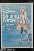 Shining Force Feather Complete Guide book OOP Japan