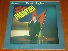 DAVID INGLES - SATAN HAS BEEN PARALYZED - 1977 STILL SEALED LP ! ! ! !