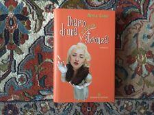 """Adèle Lang """"Diario di una vera stronza"""" Sonzogno editore 2004"""