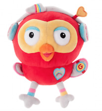 NEW Giggle & Hoot Hootagadget Cute Owl Beanie Plush Toy Great Kids' Gift Idea