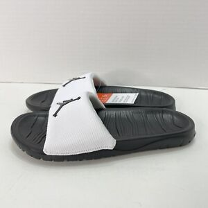 New Nike Jordan Break Slides (GS) CD5472-100 Size 5Y / Women's 6.5