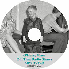 O'Henry Plays Old Time Radio Shows OTR OTRS 2 Episodes MP3 CD-R
