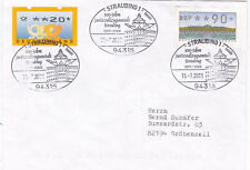 Germany 2001 100TH anniversary of Straubing Correctional Facility cover VGC