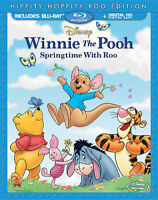 Winnie the Pooh Springtime with Roo [New Blu-ray] Special Edition, Subtitled,