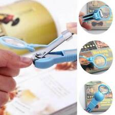 The elderly Kids Pocket Finger Toe Nail Clipper With Magnifying Glass Trimmer