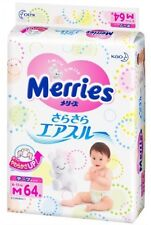 Japanese Baby Diapers Nappies Merries Stays Dry and More Comfortable Diaperring