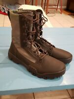 NIKE SFB JUNGLE BOOTS SZ 10 New w/o box BAROQUE BROWN OLIVE