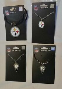Pittsburgh Steelers unisex necklace assorted styles