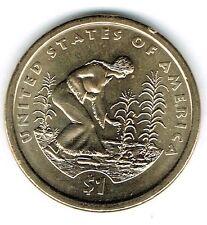 2009-P $1 Brilliant Uncirculated Business Strike Native American Dollar!